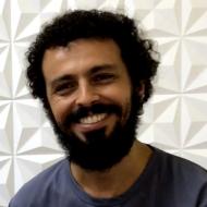 Alvimar Pacheco Junior –  Coordenador na Assoc. SantaTerezinha