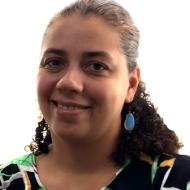 Luciana Crociati – gerente do programa Mundo Jovem na instituição SinhazinhaMeirelles