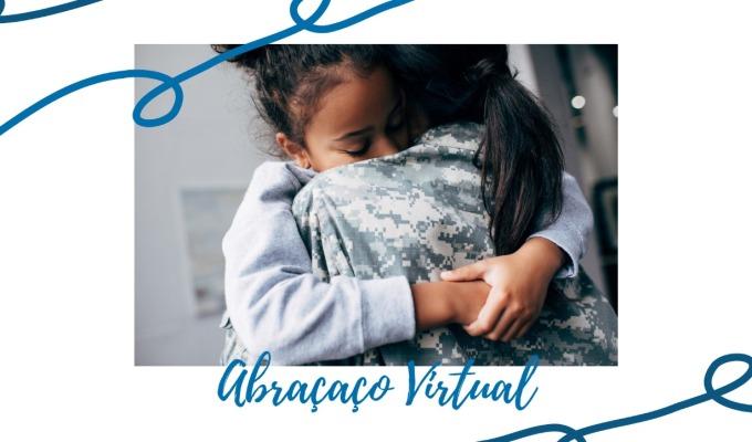 Abraçaço virtual